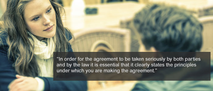 What Your Separation Agreement Should Include And Why