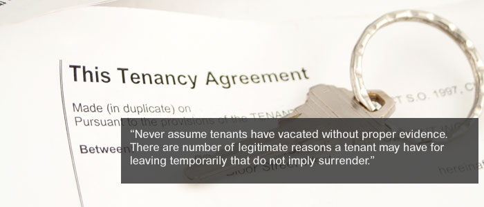End Of Tenancy A Checklist For Landlords Tenants