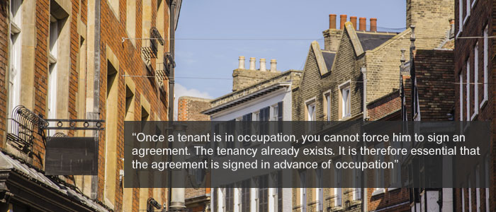 Considerations For Landlords Letting Residential Property