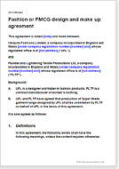 Manufacturing Agreements - Template Contracts For Manufacturers ...